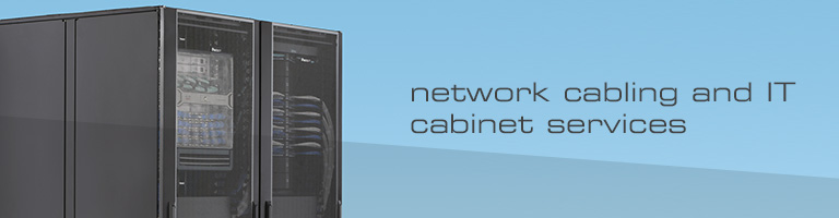 Network Cabling and Cabinet Services